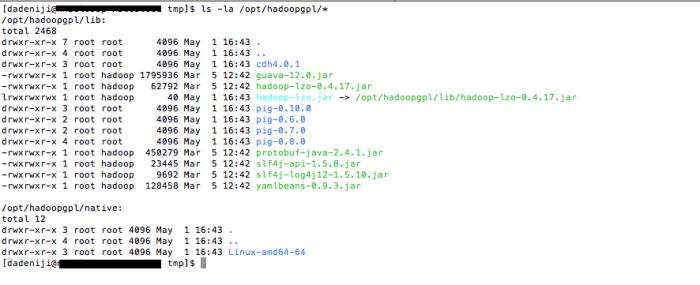 Folder -- Listing -- opt-hadoopgpl