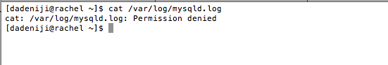 Mysql - Log File - var-log-mysql (permission denied)