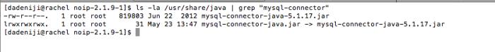 Mysql - mysql-connector-java - client