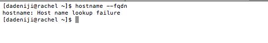 Network - Hostname - Get (FQDN)