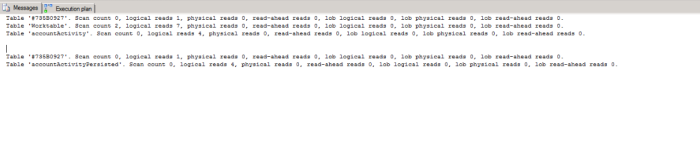 Table Spool - Index on Non-Persisted Columns (Statistics IO)