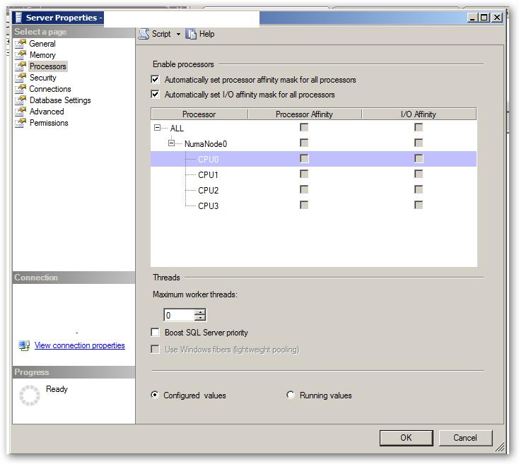 Sql server 2008 r2 activity monitor resource waitshidden
