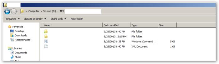FolderListing
