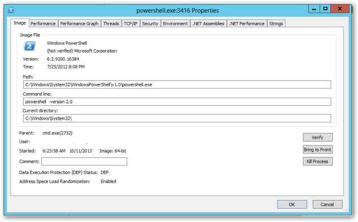 SysInternals-PowerShell-Windows2012-with-v2-Image