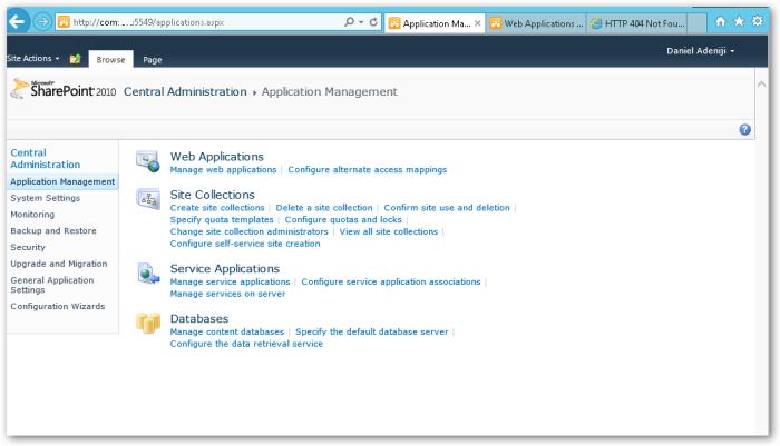 ApplicationManagement