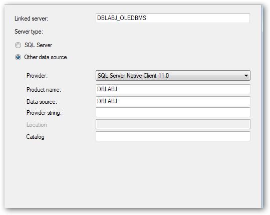 SQLServerNativeClient-v11