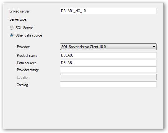 SQLServerNativeClient_v10