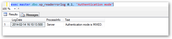 AuthenticationMode