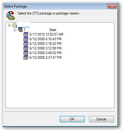 SelectPackage