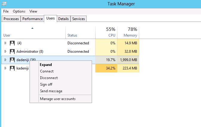 Technical: Microsoft – Windows – v2012 – Managing Remote
