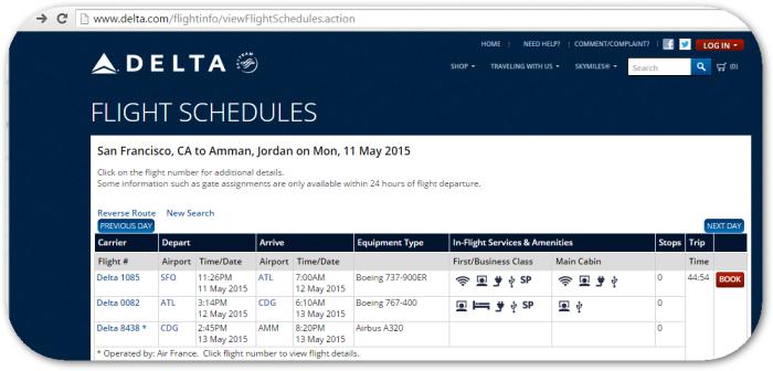flightInfo_DeltaAirline