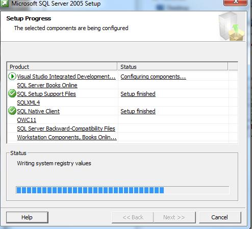 SetupProgress