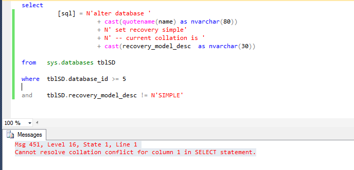 CannotResolveCollationConflictForColumnN_1 (nvarchar)