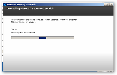 RemovingSecurityClient