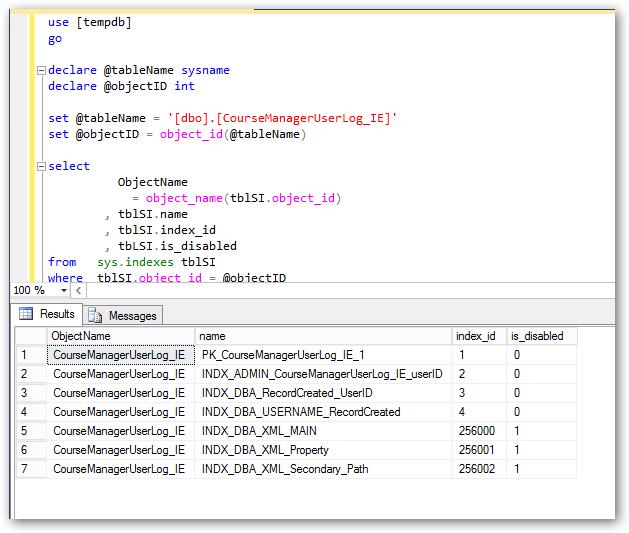 2.dbo.CourseManagerUserLog_IE.PrimaryXMLIndex.Disable.ReviewState