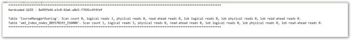 GUID-Hardcoded-StatisticsIO