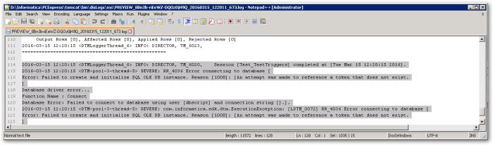 RR_4036-ErrorConnectingToDatabase