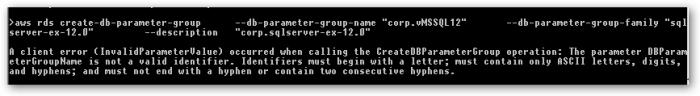 CreateDBParameterGroup-WithPeriod