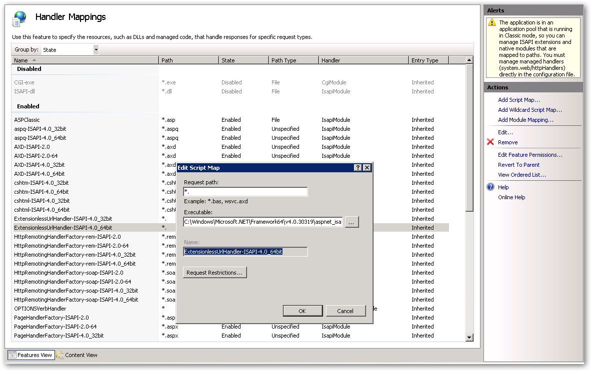 EditScriptMap
