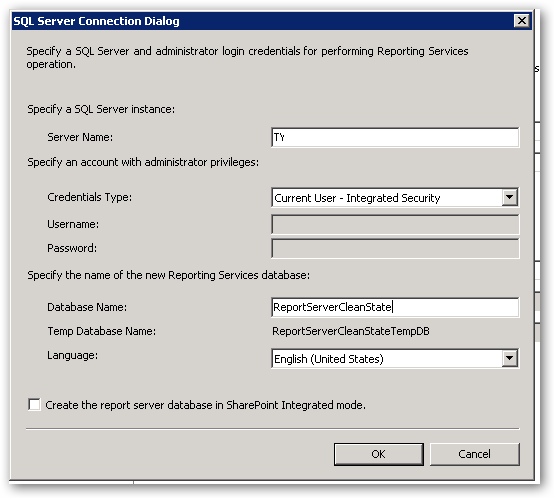 SQLServerConnectionDialog