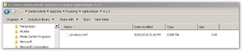 Configuration-folder