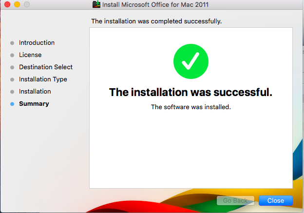 InstallWasCompletedSuccessfully (Cropped)