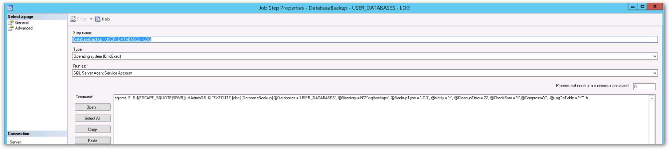 jobstep-userdatabaselog