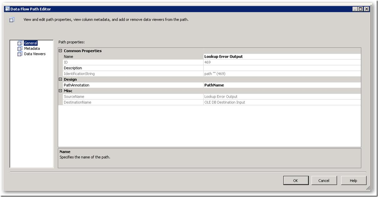 DataFlowPathEditor-CallLogDW-General