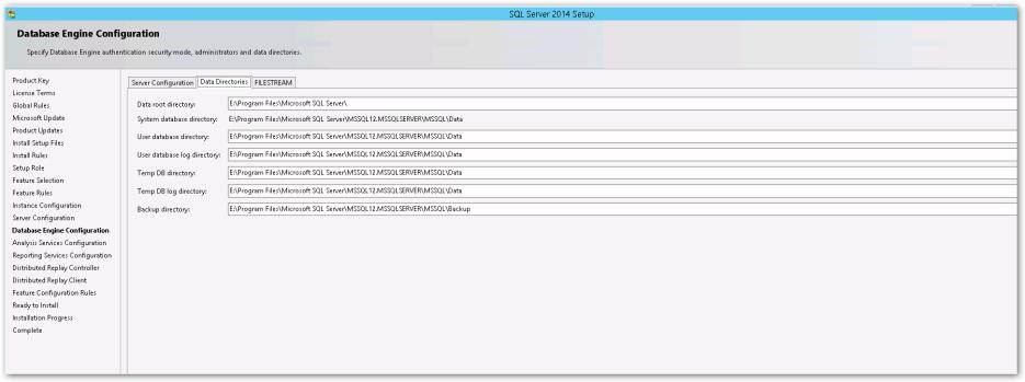 databaseengineconfiguration