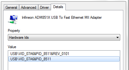 USB to 10/100 Mbs Fast Ethernet Adapter | Learning in the Open