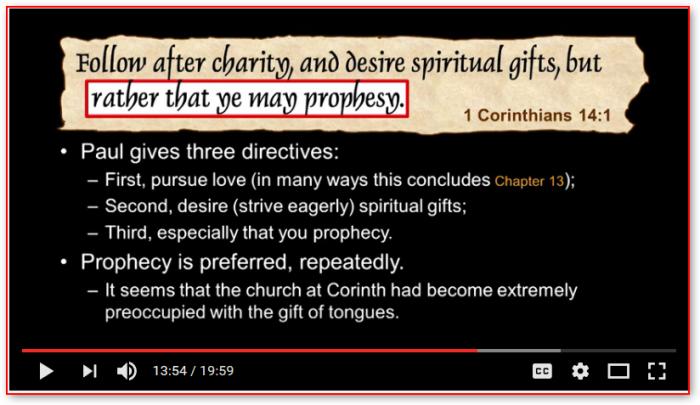 prophecyoverspeakingintongue