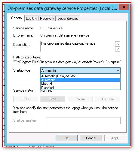 servicestartuptype