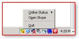 statusbar-skype