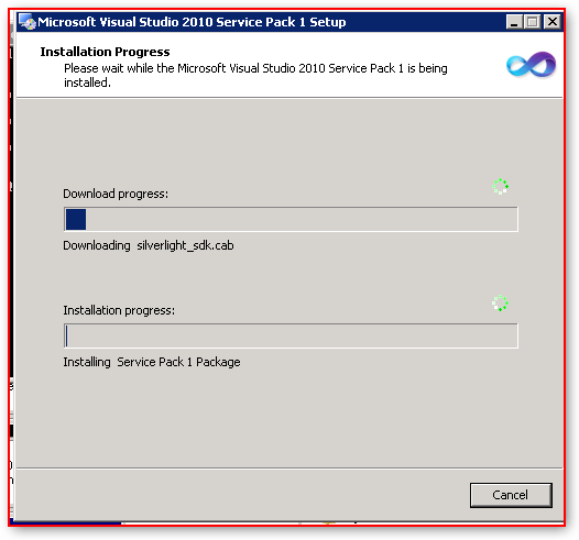 Visual Studio 2010 – Upgrade from RTM to SP1 | Learning in