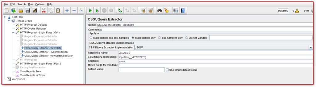 Apache – jMeter – Microsoft ASP Net – Forms Authentication