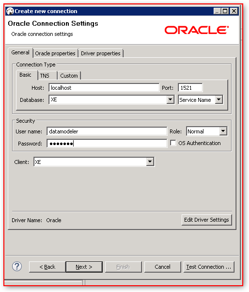 How To Know Oracle Db Service Name Connecting to an Oracle