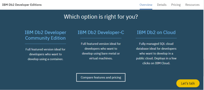 IBM Db2 Developer ( v11 ) – Installation on Windows | Learning in