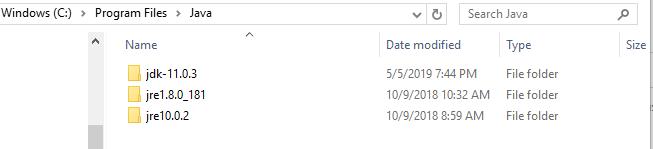 java.install.folder.20190507.0936AM