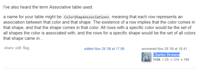 StackOverflow.Answer.CharlesBretana.AssociativeTable.PNG