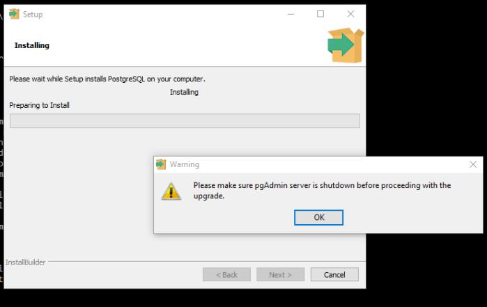 installing.makeSurepgAdminServerInstalled.01.20190812.0553PM.PNG