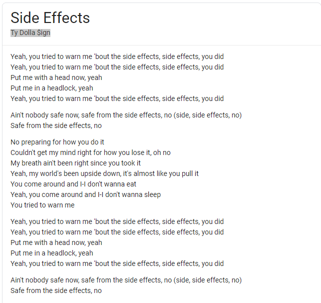 Ty Dolla $ign - Side Effects lyrics.png